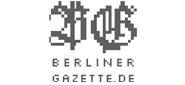 Logo Berliner Gazette