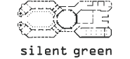 Logo silent green