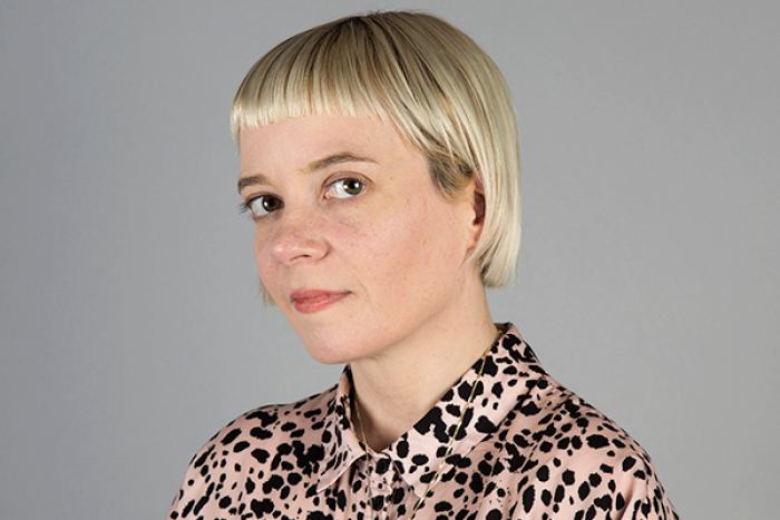 Nora O Murchú. Photo: Conor Buckley, transmediale, CC BY-SA 4.0