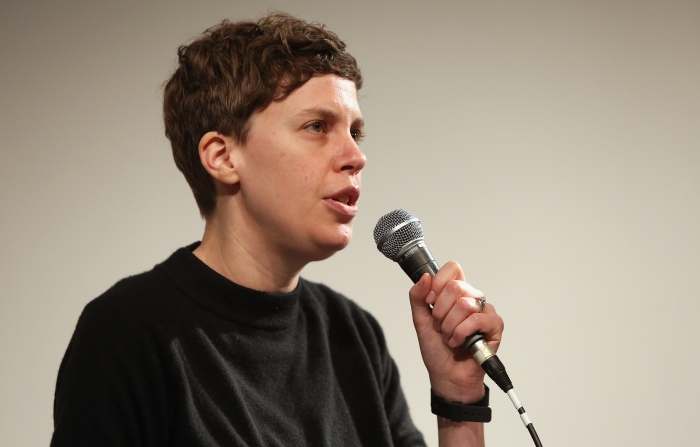"Jesse McLean at ""Middle Session: The Elemental Middle"""