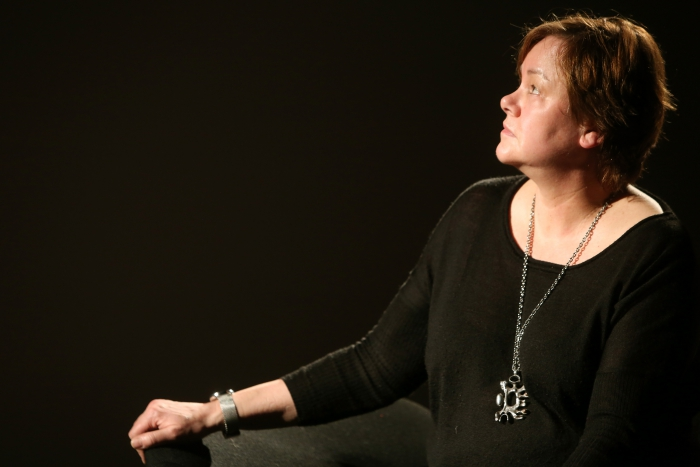 "Susan Schuppli at ""Middle Session: The Elemental Middle"", transmediale 2017"
