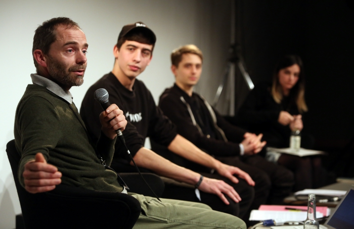 Becoming Earth: Engineering Symbiotic Futures, transmediale 2017