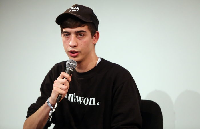 "Paul Kolling at ""Becoming Earth: Engineering Symbiotic Futures"", transmediale 2017"