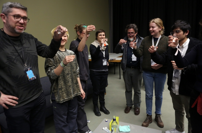 Xenopolitics #1: Petro-bodies and Geopolitics of Hormones, transmediale 2017