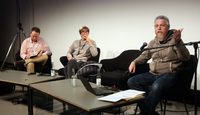 Material Flows: Rafts and Bodies at Sea, transmediale 2017