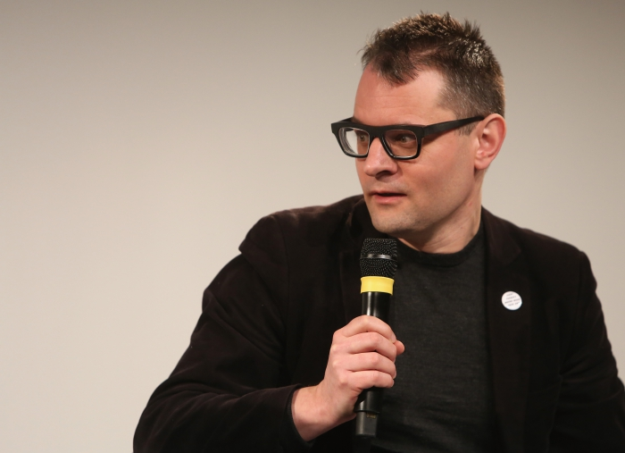 "Florian Cramer at ""Middle Session: The Middle to Come"", transmediale 2017"