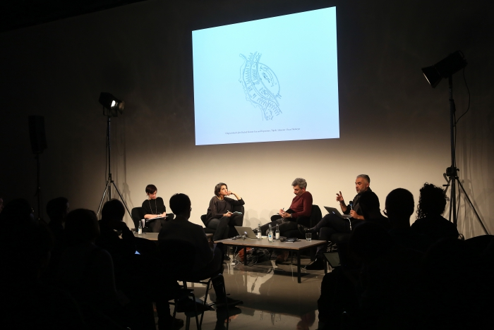 "Impression of ""Mediterranean Tomorrows"", transmediale 2017"