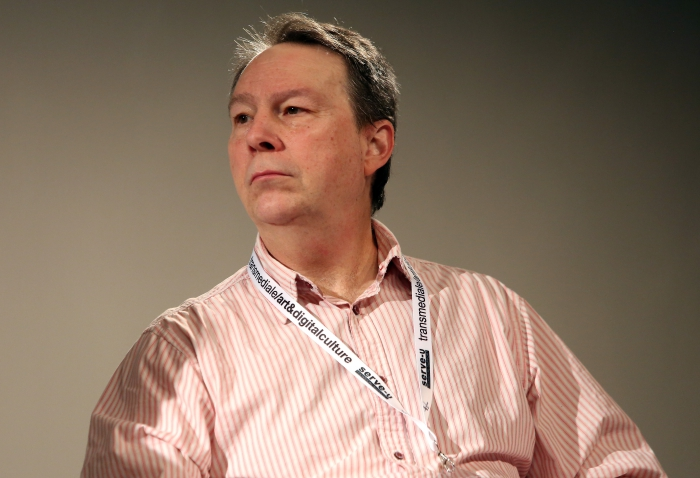 "Ryan Bishop at ""Middle Session: The Elemental Middle"""