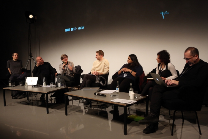 """Middle Session: The Alien Middle"", transmediale 2017 ever elusive"
