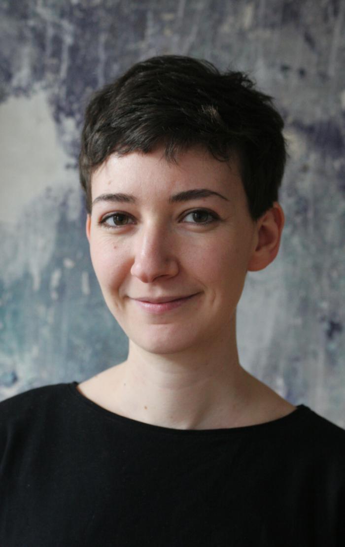 Portrait of Sita Scherer