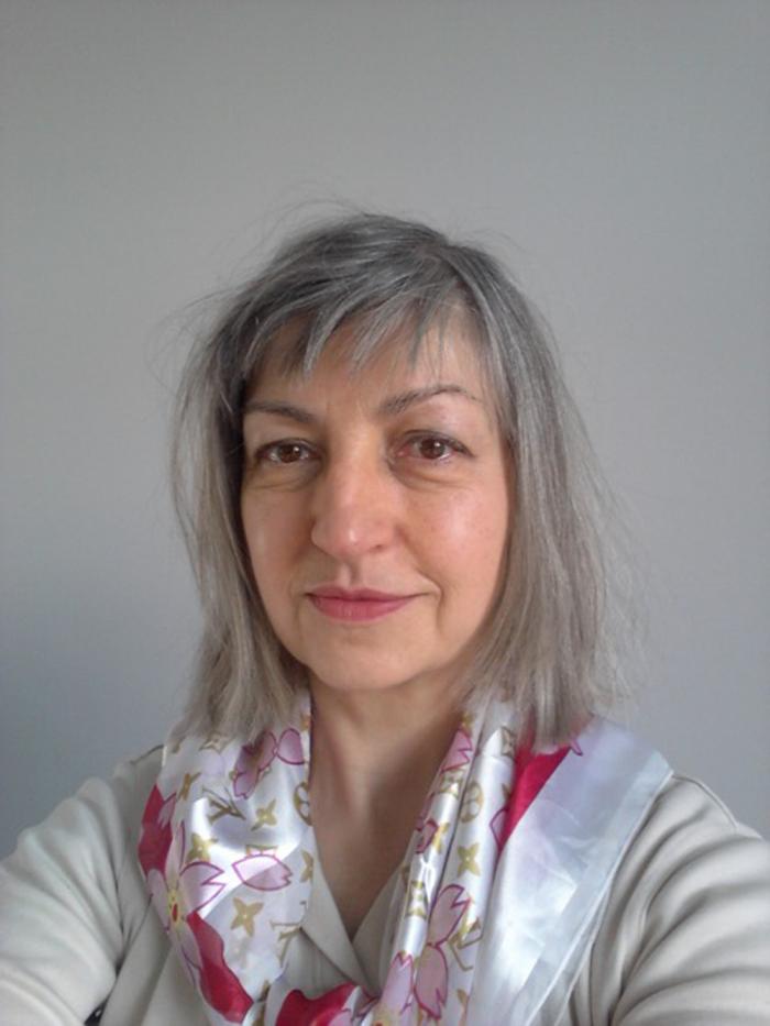 Portrait of Friederike Anders